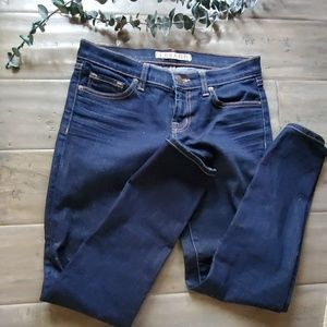 J Brand Capri Style #935 Ink 26 Jeans